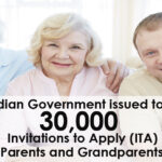 GOVERNMENT OF CANADA ANNOUNCES INVITATIONS TO SPONSOR PARENTS AND GRANDPARENTS ARE NOW BEING SENT OUT